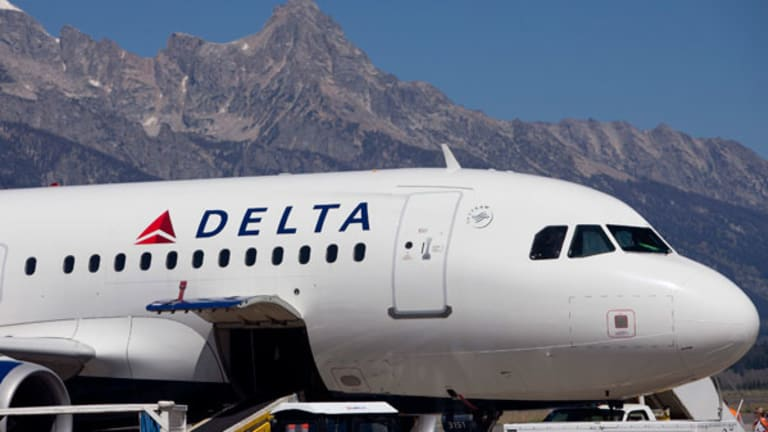 Delta Finds Clearer Air