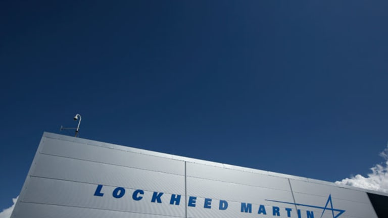 Lockheed Martin's Booming Business a Strong Defense for Investors