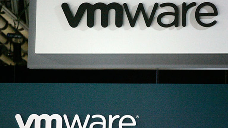 VMware Pops on Earnings Beat (Update 1)