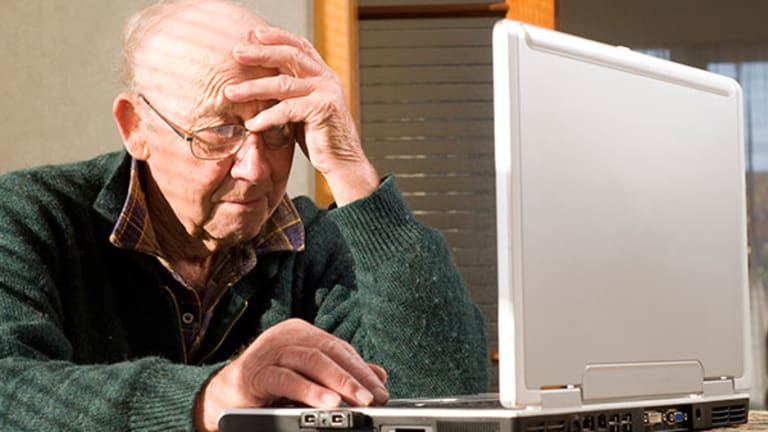 Reckless Seniors Fool Themselves Into Thinking They're Safe Online