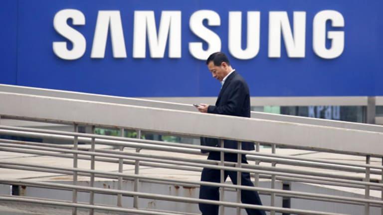 Samsung: An Apple Follower
