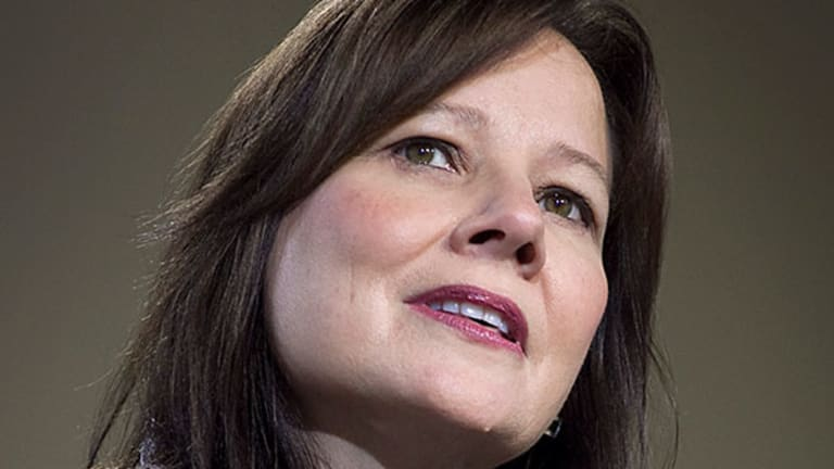 Wall Street Bets on GM as Mary Barra Prepares to Face Congress