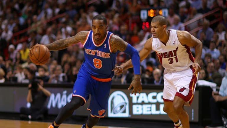 'Investing' in Knicks vs. Heat: NBA Eastern Conference Finals