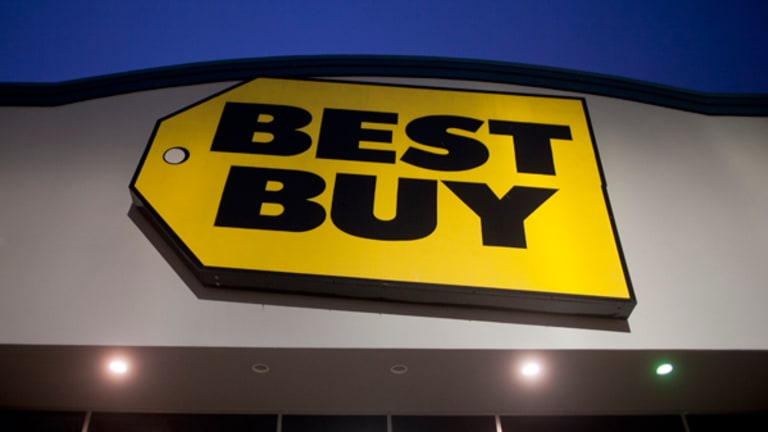 Best Buy Hits Two-Year High as Joly Forges Turnaround