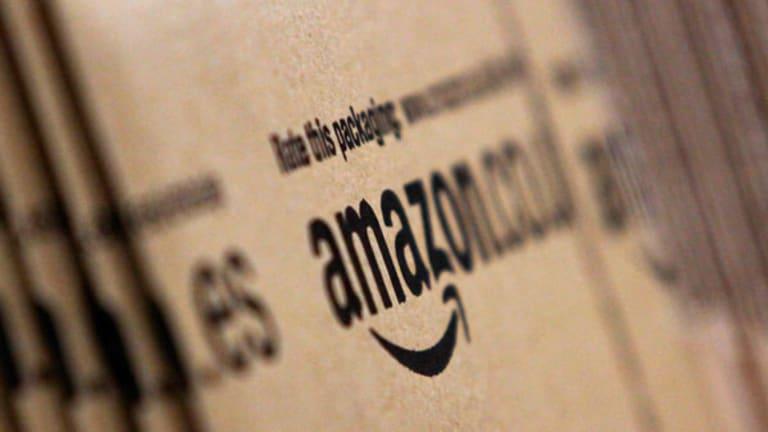 Amazon Drops on Weak Revenue, Guidance