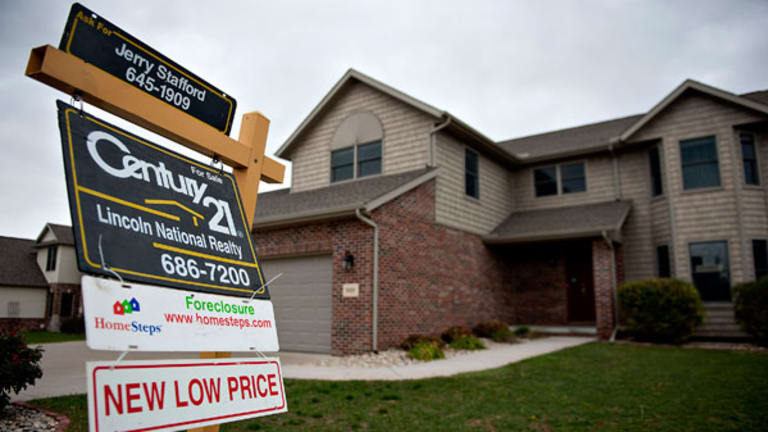 Existing Home Sales Rise Less Than Expected