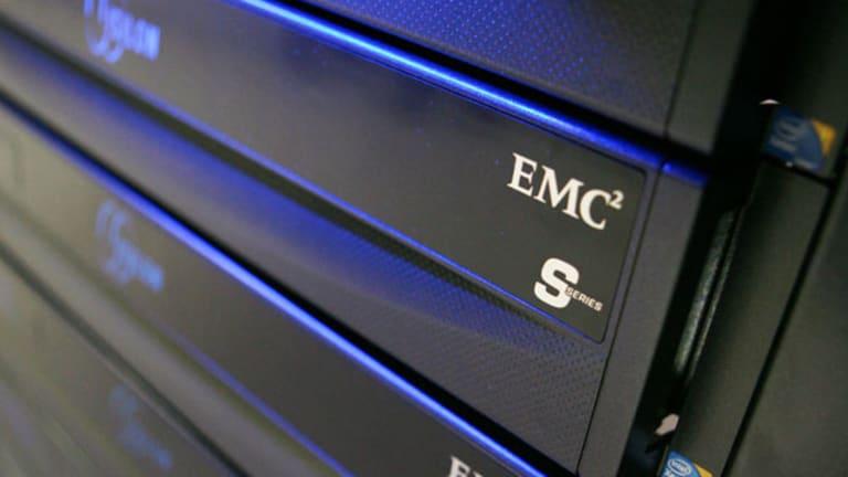 EMC Slides on 3Q Miss as Federal Spending Slips
