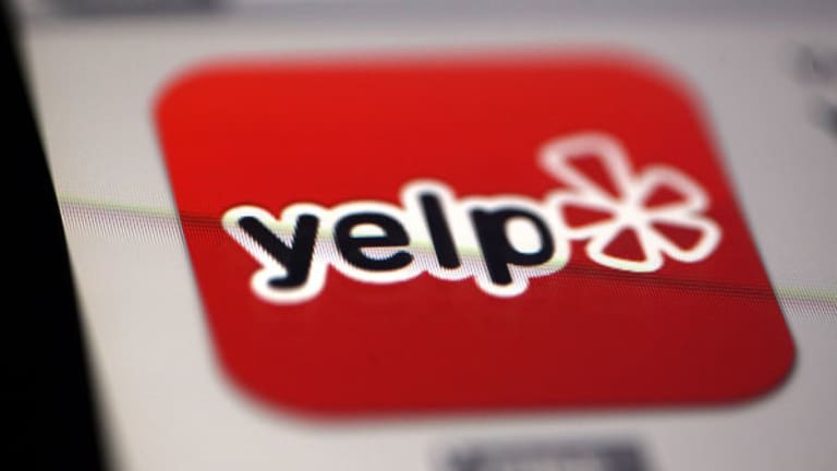 Yelp's Surging Again