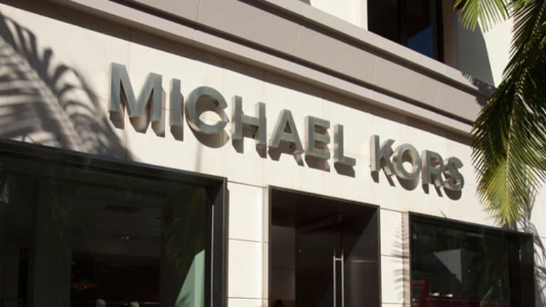 Greenberg: Kors Analyst Action -- Coincidence or Not?