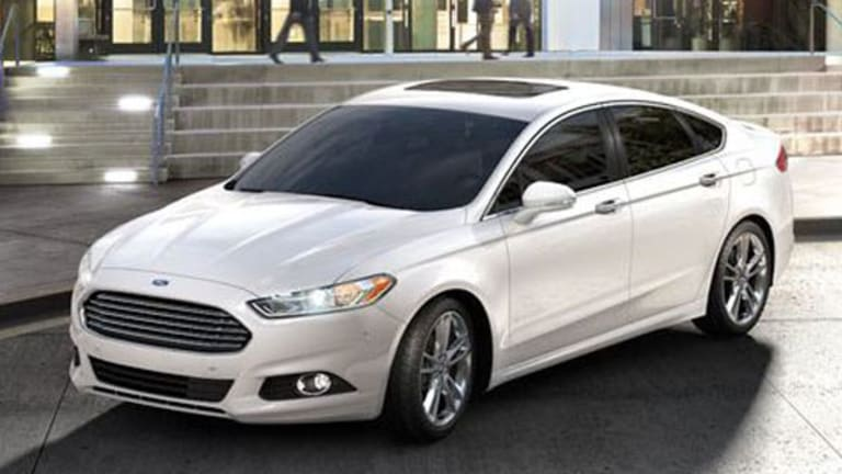 Ford Shortages Hold Back U.S. Auto Sales Totals
