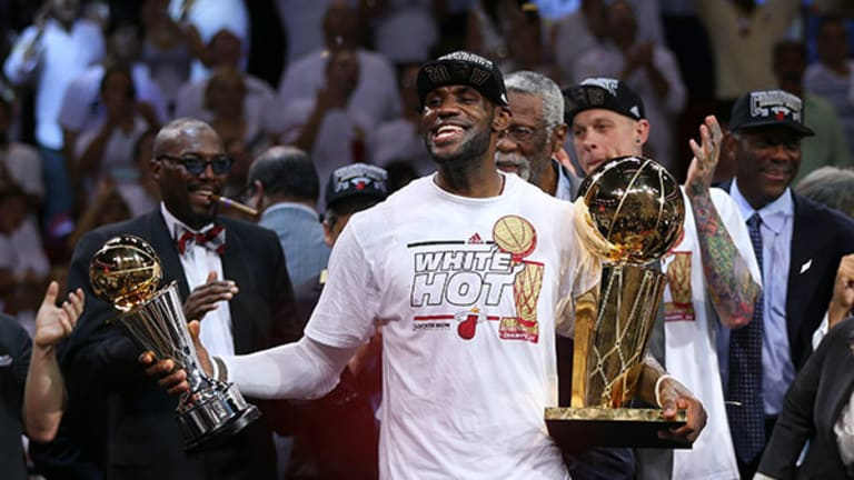 NBA Tips Off As International Players, Revenues Jump