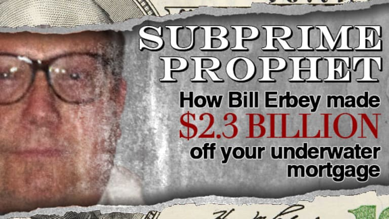 Bill Erbey Made $2.3B Off Your Underwater Mortgage