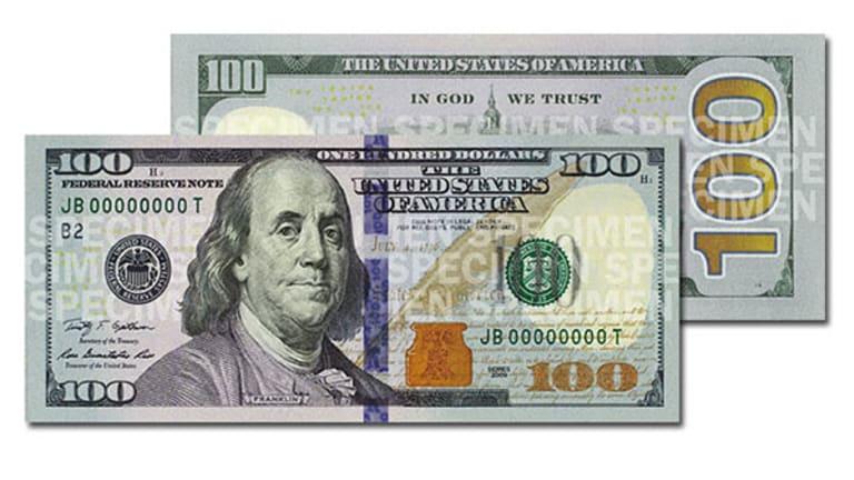 Anyone Can Spot a Fake New $100 Bill