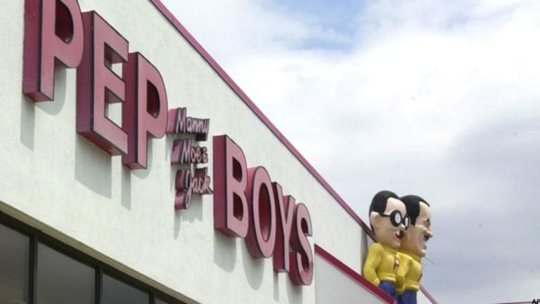 Pep Boys Still Needs a Tune-Up