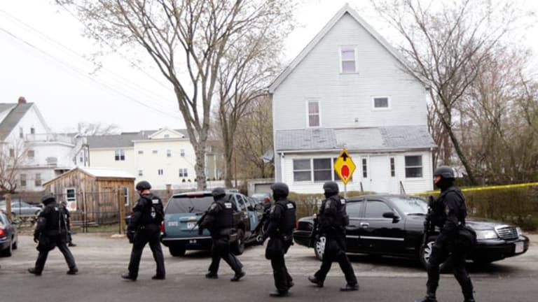 Boston Police Hunt for Second Suspect in Marathon Bombing: Reports