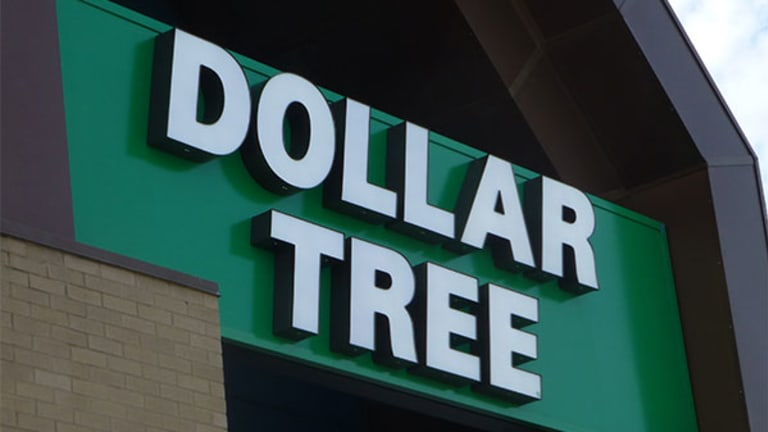 Dollar Tree Plunges on Earnings Miss, Lowered Guidance