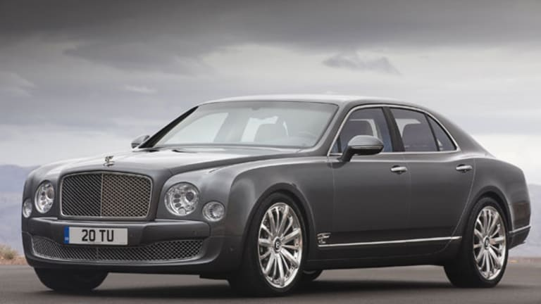 Bentley Mulsanne Mobile Office Is a Commute You Never Want to End