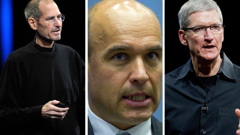 Tim Cook Is Not Steve Jobs, He's Jim Balsillie