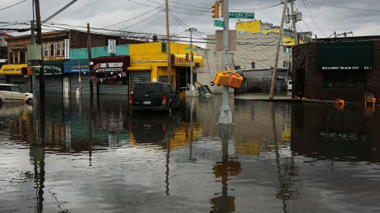 Sandy One Year Later: A Story of Small-Business Regeneration
