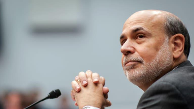 Scope For More Capital at Banks, Ben Bernanke Says