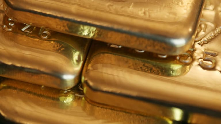 Gold Prices Pop on Optimism From ECB's Draghi (Update1)