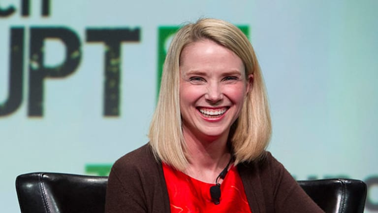 Marissa Mayer's Awesome Content Strategy Fuels Yahoo! Optimism