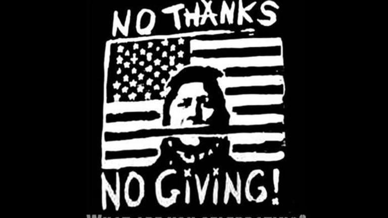 The War on Thanksgiving: Pilgrim's Regress?