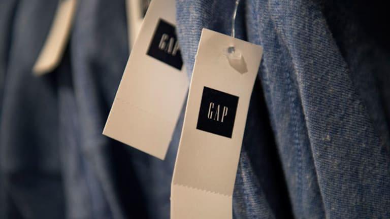 Gap Falls as Murphy Trumpets Global Growth Plans