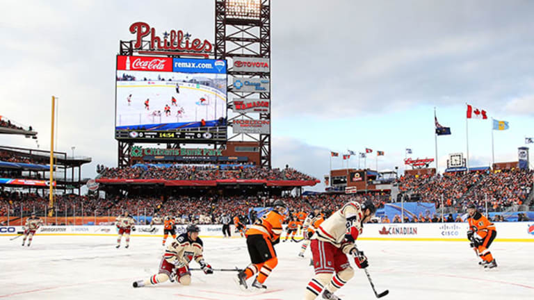 The Winter Classic Was the Bumbling NHL's Best Idea