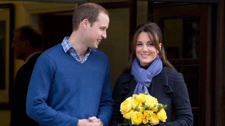 It's a Boy! Duchess of Cambridge Has Royal Son