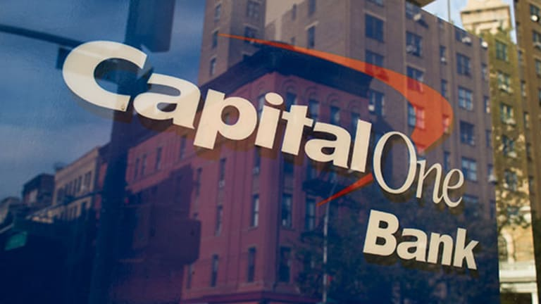 Capital One Reports Strong Growth in Commercial Loans