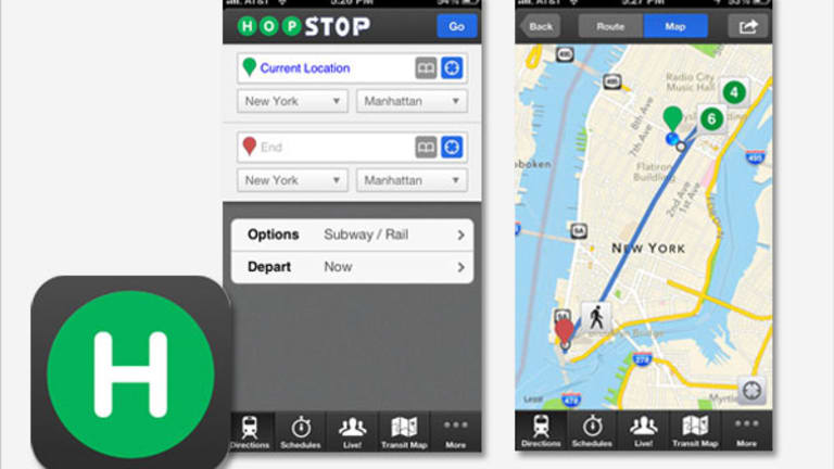 Apple Maps: Oh, the Places It Wants to Go