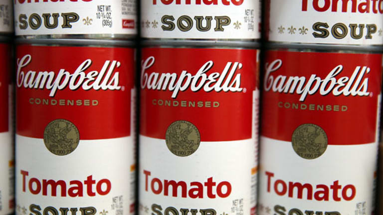 Has Campbell Soup Knocked Over the Saucepan?
