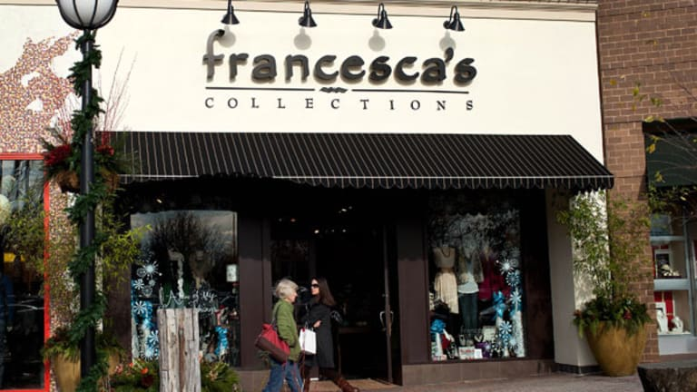 Francesca's Plunges: What Wall Street's Saying