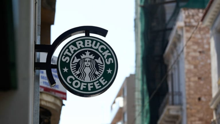 Starbucks Bargain Deal Overloads Groupon as Shares Jump