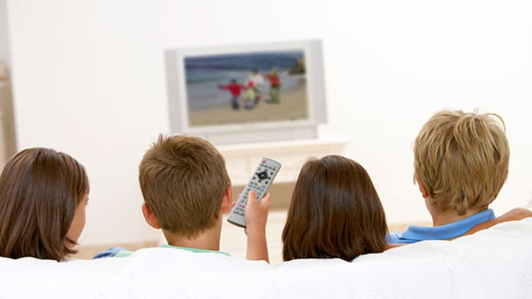 Even Children Are Watching Less TV as Total Viewing Keeps Falling