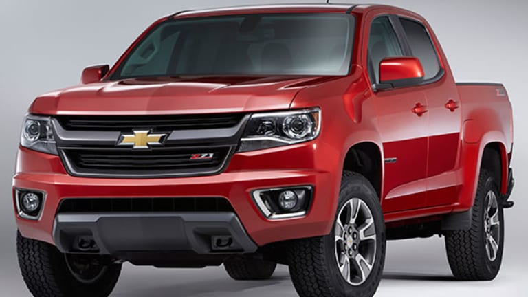 [video] GM Sees Colorado Truck to Revive Lifeless Mid-Size Pickups