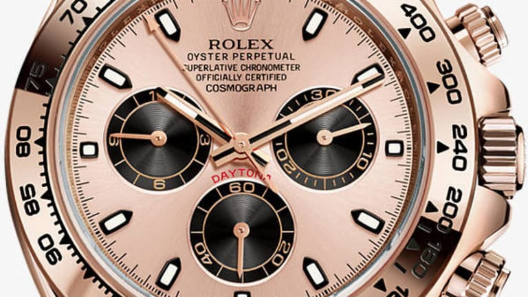 Why Apple's iWatch Will Kill Off Rolex