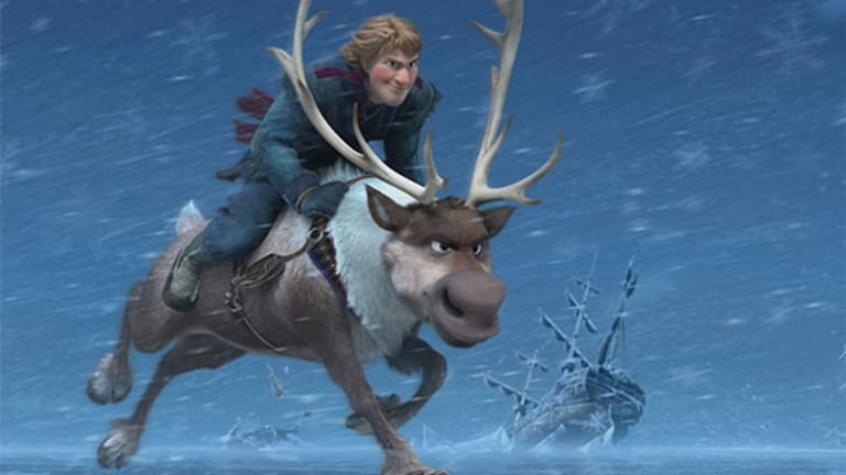 Remember, Movie Making Isn't the Point as Disney's 'Frozen' Opens Thanksgiving Weekend