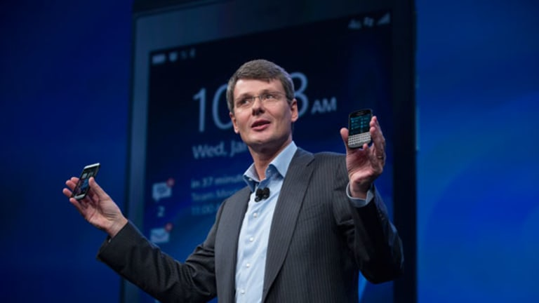 BlackBerry Z10 Launches but Concerns Remain