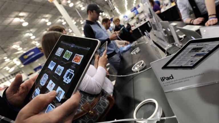 Best Buy Offering Apple iPad Upgrade