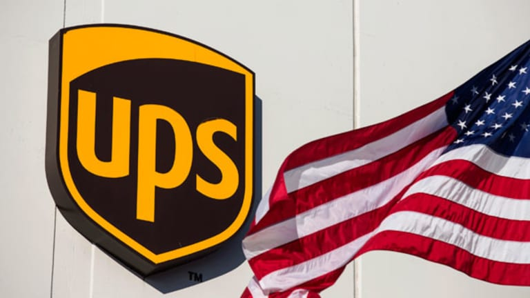 Old Dominion, UPS Deliver a New High for Dow Transports