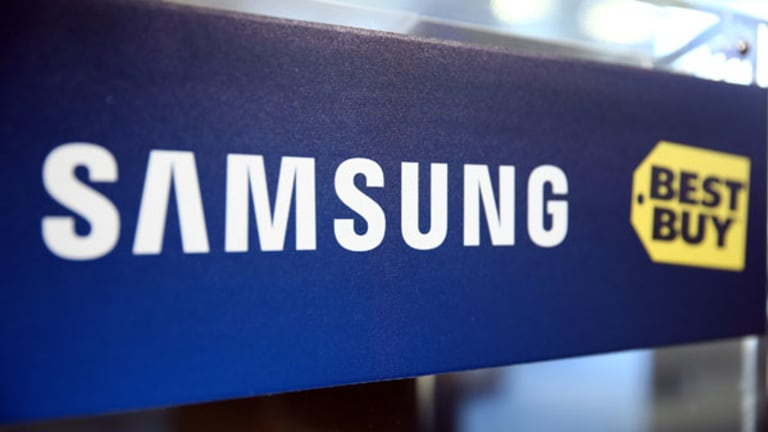 Best Buy Touts Samsung Trade-In
