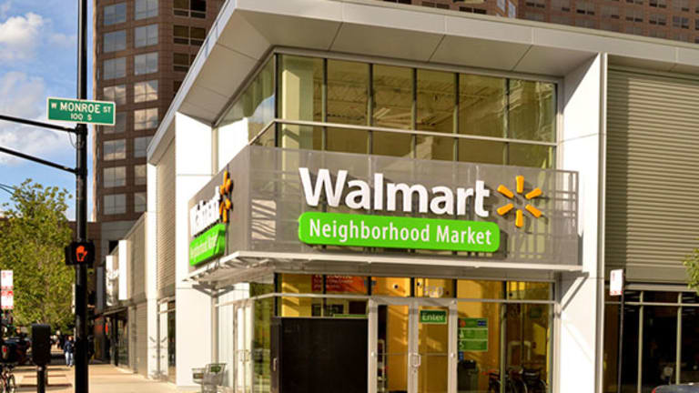 Wal-Mart Plans 500 U.S. 'Neighborhood Market' Stores