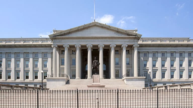 Republican Budget Brinkmanship Leads to Inverted Treasury Yield Curve