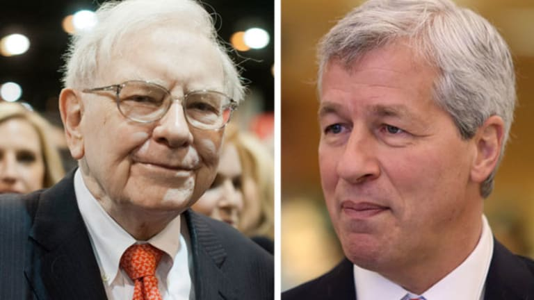 Warren Buffett's Faith in Jamie Dimon