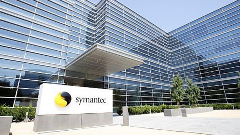 Symantec Shares Tank on Tepid Guidance