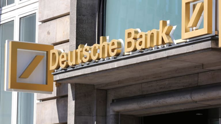 How Deutsche Bank Trust Investors Could Profit From JPMorgan's Legal Woes