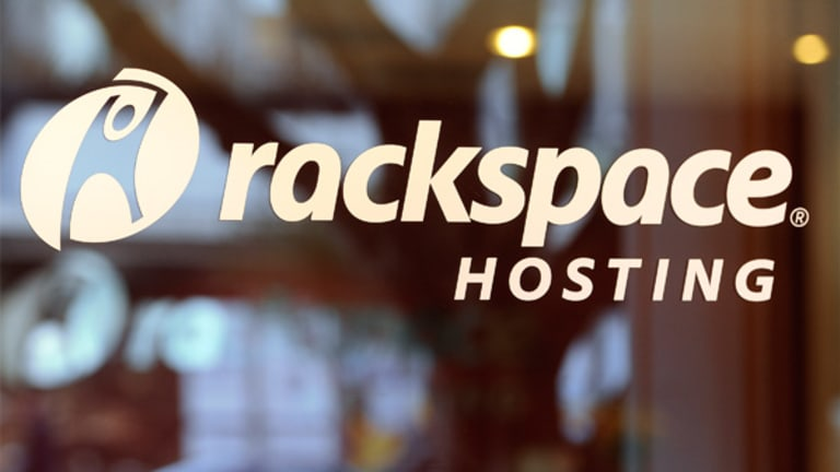 Rackspace Racks Up Big Gains as Nordstrom and Tiffany Glitter