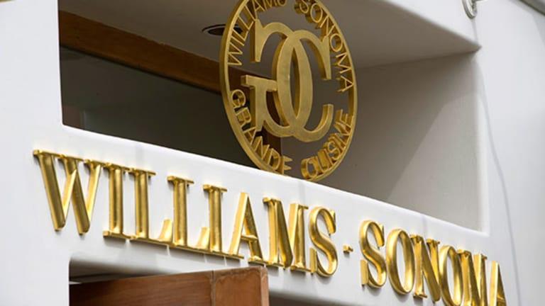 William-Sonoma Jumps on Raised Revenue Guidance